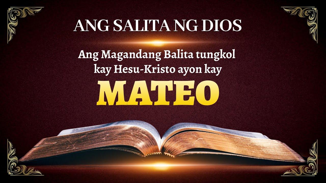 Download AKLAT NI MATEO
