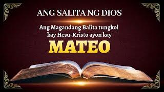 Download lagu AKLAT NI MATEO