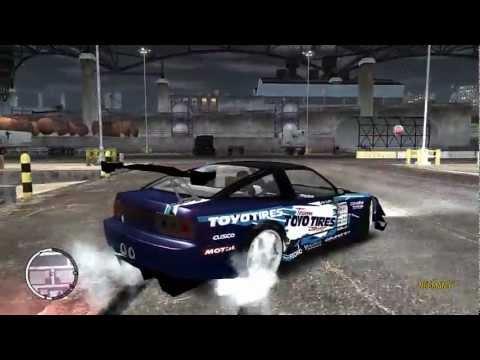 Xx Qc 420 xX Drifting on GTA EFLC PC (Kawabata Toyo Drift Car 2013)
