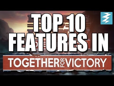 Top 10 Features In Together For Victory Expansion - Hearts of Iron 4 (HOI4)