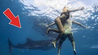 Schockierende Momente beim Fischen - mit Kamera aufgenommen #2