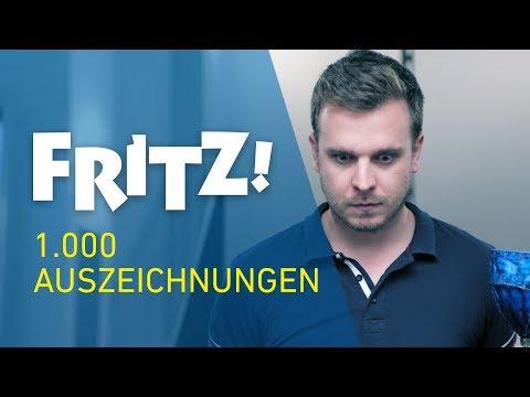 1.000 Auszeichnungen für AVM und FRITZ!