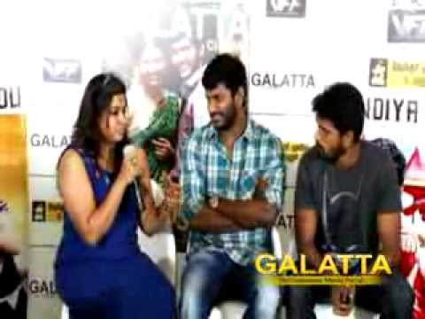 Vishal and Vikranth Exclusive Interview with Galatta