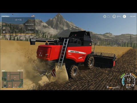 Farm Sim 19 Upper Lake Farm Ep 2