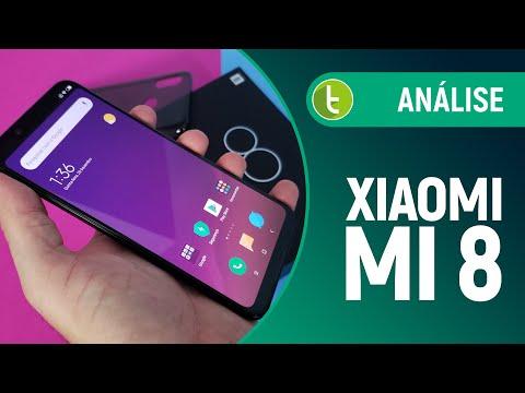 Xiaomi Mi 8 mostra belo salto entre os flagships da Xiaomi | Análise / Review