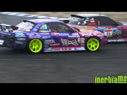 JAPAN WEST DIVISION - Meihan Twin Competition Drift - 27/11/10