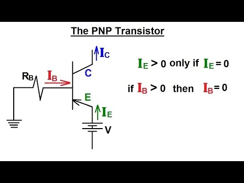 Electrical Engineering Ch 3 Circuit Analysis 32 Of 37 Pnp