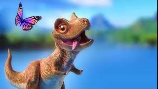 Dinosaur roar 04 2