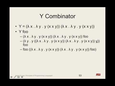 """CSE 340 12-2-15 Lecture: """"Lambda Calculus Pt. 4 and Midterm 2 Review"""""""