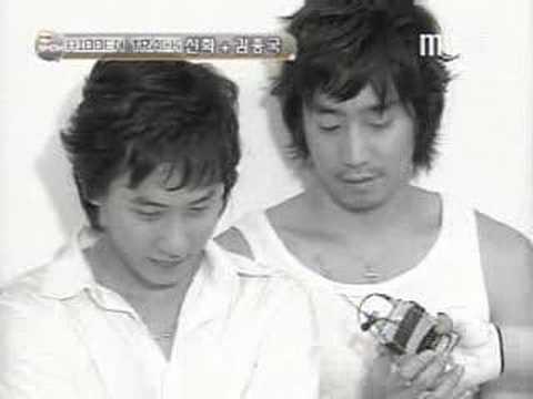 Shinhwa's Andy gets bullied