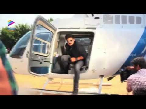 Megastar Entry in Bruce Lee The Fighter Movie   #BossIsBack