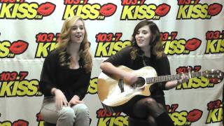 Megan and Liz - Stereo Hearts