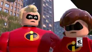 LEGO The Incredibles Launch Trailer
