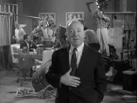 Alfred Hitchcock Presents  Funny Intro
