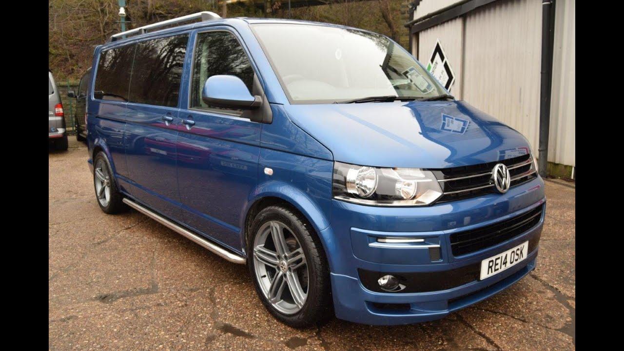 Volkswagen Shuttle Sportline Pack 8 Seats Youtube