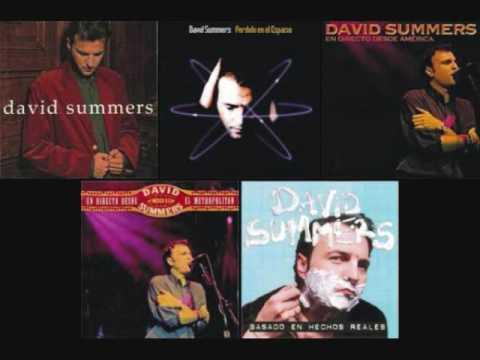 David Summers pan de oro