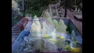 Прогулка по Липецку(Фонтаны и другие достопримечательности Липецка Жду вас на сайте