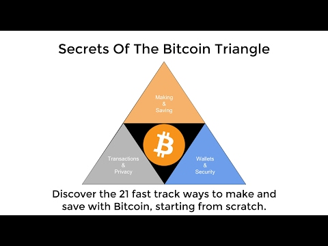 Secrets Of The Bitcoin Triangle - How To Make And Save With Bitcoin