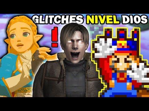 10 Glitches en los Videojuegos que te Dan Ventajas Enormes