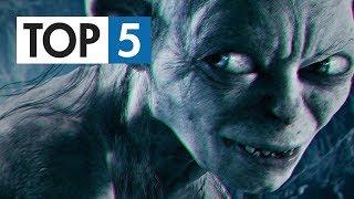 TOP 5 – Her ze série Pán Prstenů