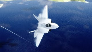 [LIVESTREAM] - FLYING F-22 IN TURKEY!! [P3D]