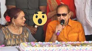 Vijaya Nirmala Birthday Celebrations   Super Star Krishna   Naresh   Daily Culture