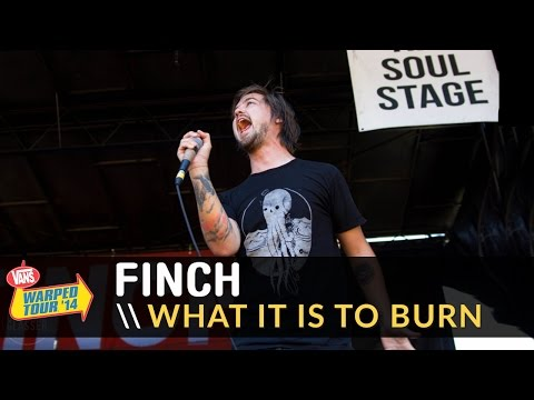 Finch - What It Is To Burn (Live 2014 Vans Warped Tour)