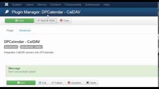 iCloud Integration To DPCalendar