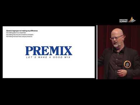 Antti Porkka, Porkka & Kuutsa Oy. Brand creation & Brand Management on Industrial sector.