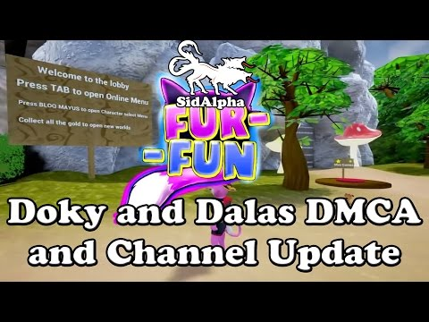 SidAlpha Talks: Doky and Dalas as well as DMCA and Patreon
