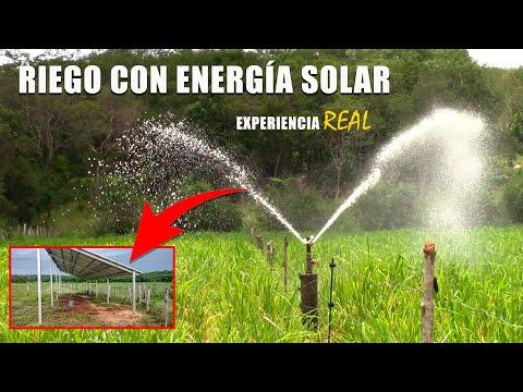 RIEGO CON ENERGÍA SOLAR thumbnail