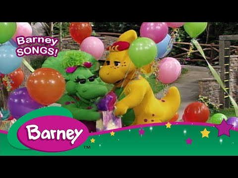 Barney|We Always Clean Up!|SONGS for Kids