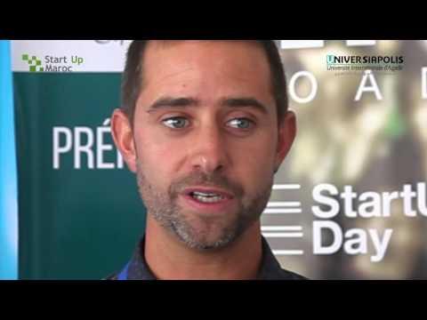 Startup Weekend Agadir 2016   Marco MEIER