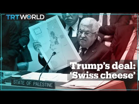 Trump's plan offers 'Swiss cheese' state – Palestinian leader Mahmoud Abbas