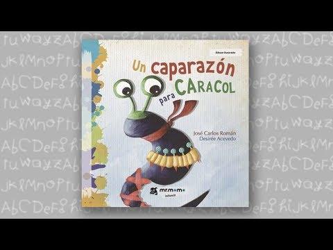 UN CAPARAZÓN PARA CARACOL (BOOKTRAILER)