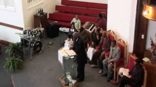House Of Prayer For All People  Elder  Clarence Grant