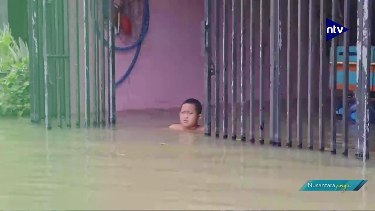 6 Kecamatan di Pati Terendam Banjir