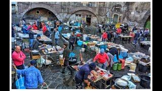 Legendary, Catania fish market