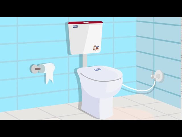 How to Install a Plasto Soft Close Toilet Seat Cover | टॉयलेट सीट कवर कैसे लगाएं ?