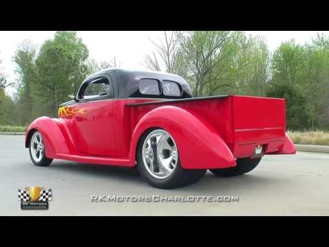 134706 / 1937 Ford Pickup
