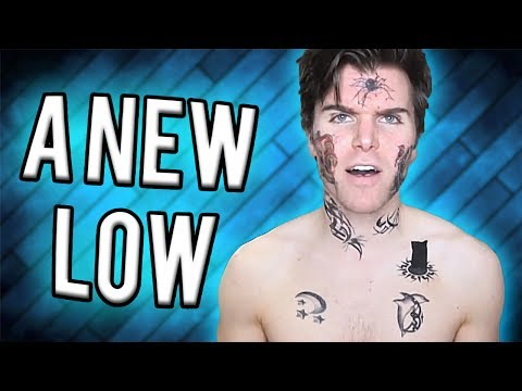 Onision has hit a new low
