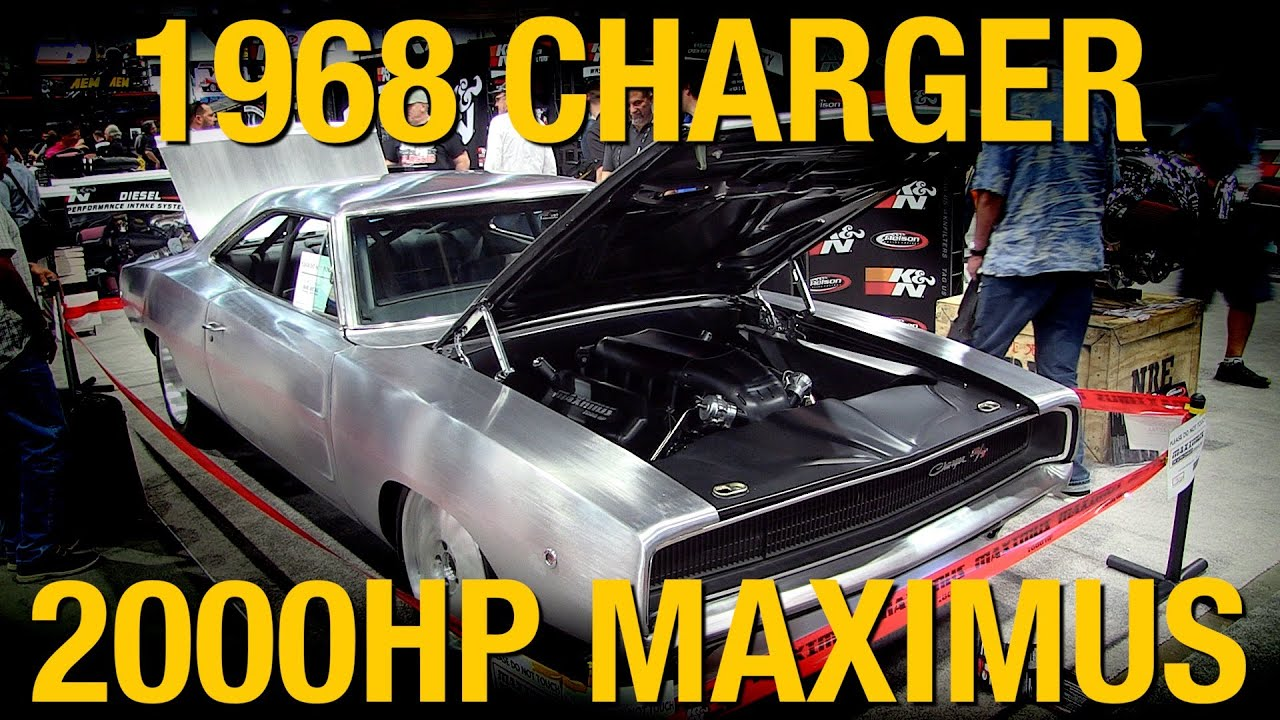 2000hp 68 Charger Quot Maximus Quot Nelson Racing Amp Empire