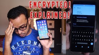 Storage Encrypted In Recovery On Redmi Note 5 Pro! Explained