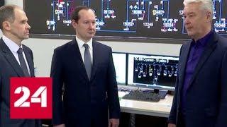 Цифровизация столичной энергетики: время устранения аварий сократится - Россия 24