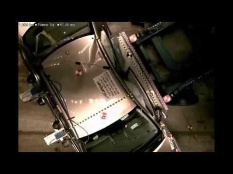2009-2010 Toyota Corolla (w/ Side Airbags) NHTSA Side Impact