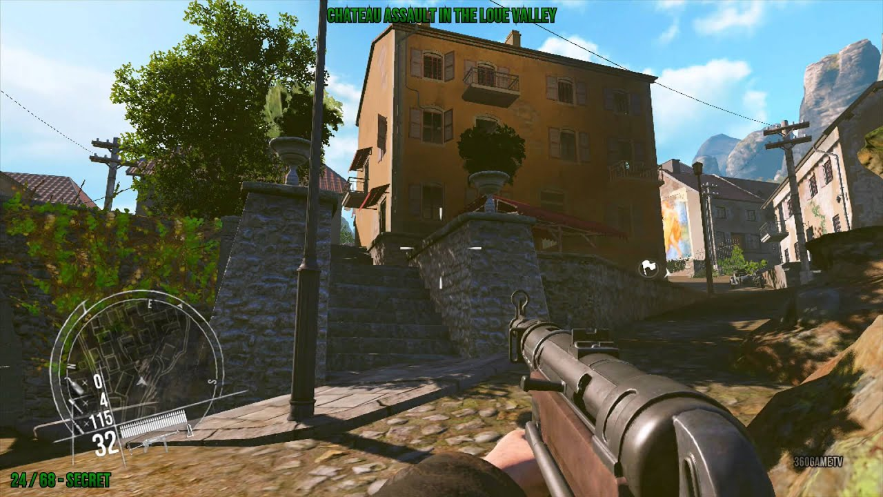 Enemy Front All Collectible Locations Secrets Polish Resistance