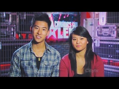 Canada&39;s Got Talent - Karen & Jeffrey Chang