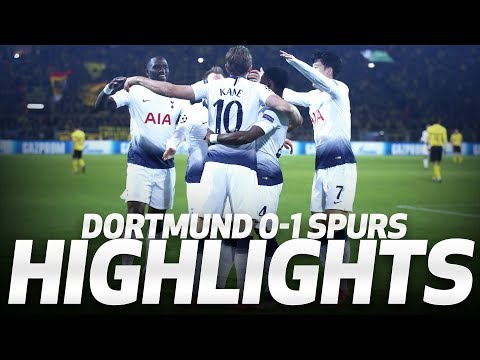HIGHLIGHTS | DORTMUND 0-1 SPURS (UEFA Champions League Round of 16 second leg) Mp3