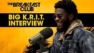 connectYoutube - Big K.R.I.T. Drops A Double Album, Talks Battling Alcoholism + More