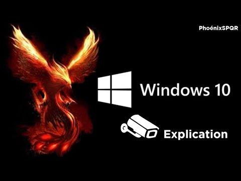 windows 10 test O S Escroquerie- mouchard -avis personnel (direct x12)
